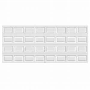 clopay classic collection 16 ft x 7 ft 129 r value With 16 x 9 insulated garage door