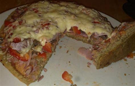 pate a pizza dukan p 226 te 224 pizza moelleuse recette dukan pp par karineo recettes et forum dukan pour le r 233 gime dukan