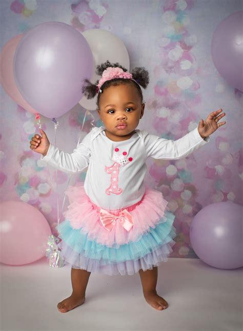 Kamerynn Little Girl Cake Smash Photos One Big Happy Photo