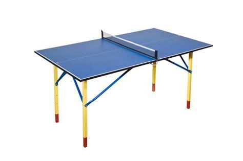 table ping pong tennis de table cornilleau hobby mini