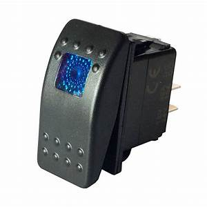Marine Rocker Switch Panel Wiring Diagram