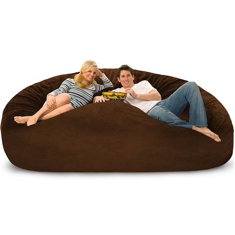 Lovesac Cover Washing by 8 Foot Lovesac Big One Foam Bag