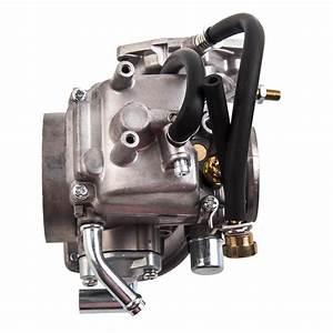 Fits Yamaha Grizzly 600 Carburetor 1998 1999 2000 2001 2002 Yfm 600 Yfm600 Atv 6941503369581