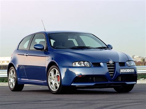 Alfa Romeo 147 Gta 2003 2004 2005 Autoevolution