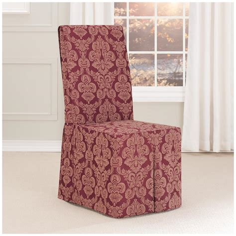 sure fit 174 middleton dining room chair slipcover