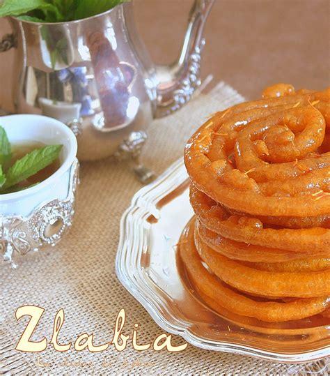 de cuisine orientale pour le ramadan zlabia الزلابية patisserie orientale ramadan recettes