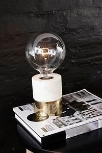 Lampe A Pile A Poser : d co wc moderne et tendance c t maison ~ Melissatoandfro.com Idées de Décoration