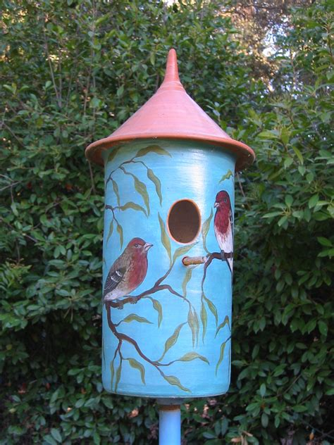 susan shelton ceramic artist bird houses