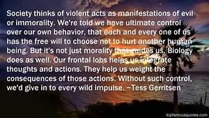 Violent Behavior Quotes: best 5 famous quotes about ...