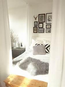 Kleines Schlafzimmer Gestalten : kleines schlafzimmer begehbarer schrank ~ A.2002-acura-tl-radio.info Haus und Dekorationen