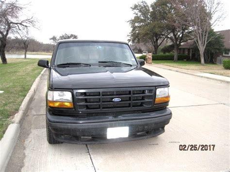 1994 Ford F 150 Lightning Standard Cab Pickup for sale