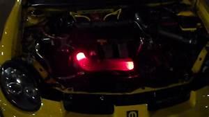 Killerglass Clear Radiator Hose In Dodge Neon Srt