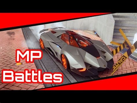 asphalt  mp battles ft lamborghini egoista youtube