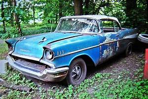 Chevrolet Bel Air 1957 : next to the barn 1957 chevrolet bel air ~ Medecine-chirurgie-esthetiques.com Avis de Voitures