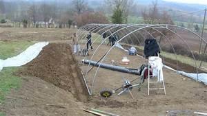 Bache De Serre Avec Ourlet : quelles finitions pour votre tunnel agricole en pvc blog b ches serre direct ~ Voncanada.com Idées de Décoration
