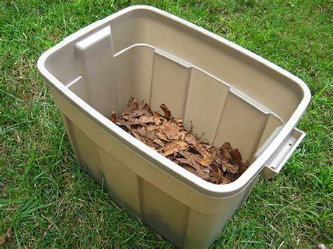 fabriquer un bac a bac 224 composte nourrissez vous de vos d 233 chets verts archzine fr
