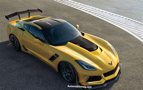 Corvette Zr1 Horsepower by 2019 Corvette Zr1 Leak Reveals 750 Horsepower