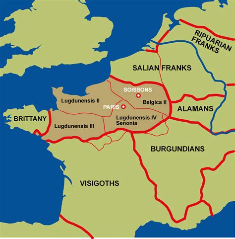 Centurions Daughter When Did The Western Roman Empire End