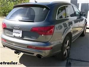 Audi Q7 Trailer Hitch Wiring