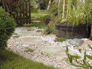 Allee De Jardin Facile : une all e styl e pour mon jardin ~ Melissatoandfro.com Idées de Décoration