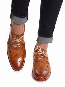 Menu0026#39;s Outfits To Wear with Oxford Shoes-27 New Trends
