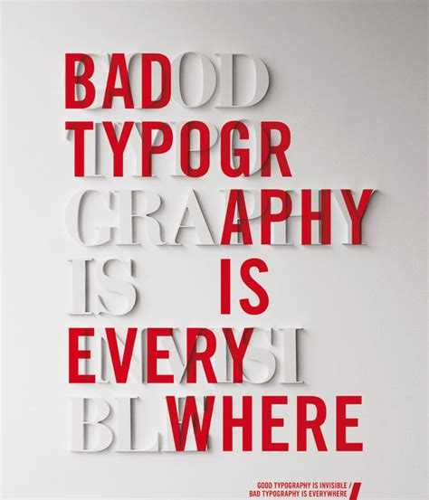 typography exles worth a thousand words and more