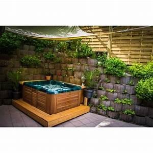 Spa En Bois Pas Cher : un spa ext rieur pas cher votre plaisir dans l 39 eau ~ Premium-room.com Idées de Décoration