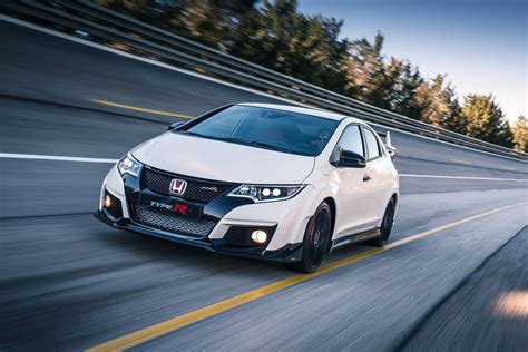 Honda Confirms Civic Type R For Us Carscoopscom