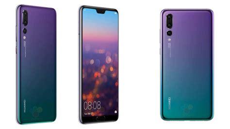 Huawei P20 : de belles couleurs et un abandon probable du ...