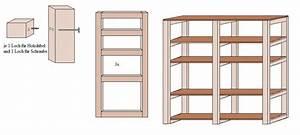 Regal Bauanleitung Holz : regalwand selber bauen hervorragend bauanleitung regal mit ~ Michelbontemps.com Haus und Dekorationen