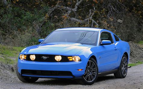 Ford Mustang Car by 2010 Ford Mustang Gt Wallpaper Hd Car Wallpapers Id 680