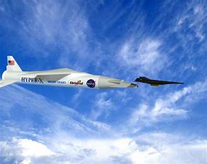 NASA X-43A Jet (page 4) - Pics about space
