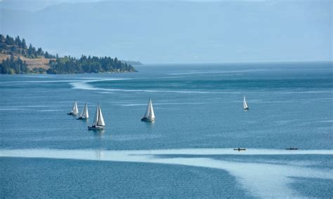 Boat Rental Flathead Lake by Glacier National Park Boating Sailing Boat Rentals
