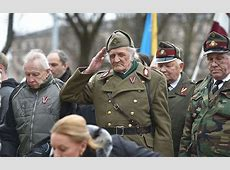 After Nazi SS veterans hold annual march in Latvia square