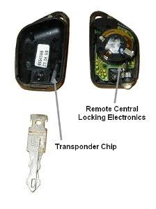 peugeot 206 2002 immobiliser key kaput options