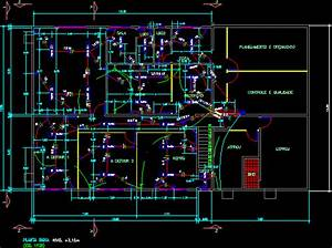 Shop Electrical Project Dwg Full Project For Autocad  U2022 Designs Cad