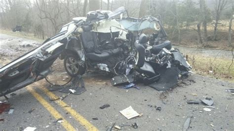 Deadly Crash Involving Stolen Vehicle In Rockbridge County