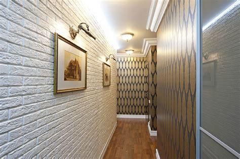 belaya kirpichnaya stena  interere