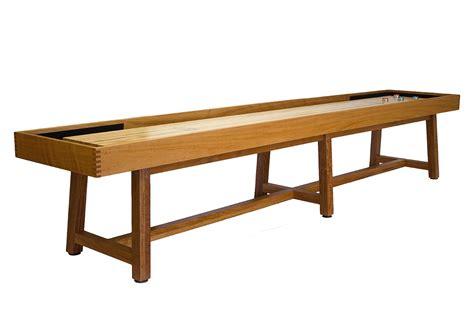 12 ft shuffleboard table 12 foot oxford shuffleboard table mcclure tables