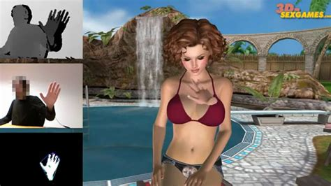 Kinect Porn Game Lets You Reach Out And Tweak Someone