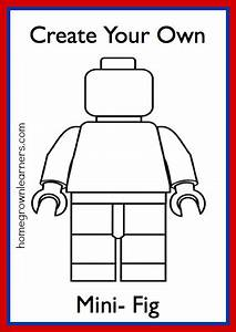 Lego Freebies  Create Your Own Lego Mini