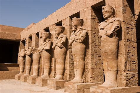 Karnak Temple Complex Of Ancient Egypt
