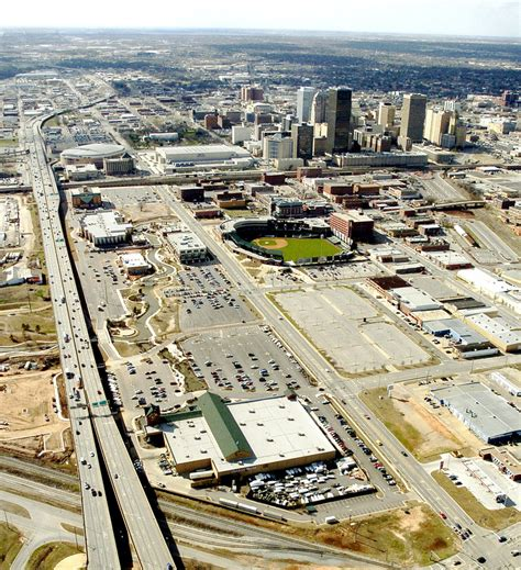 Oklahoma City Aerials Collection - Photo Gallery