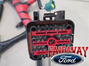 90 Ford Super Duty Engine Wiring Harnes
