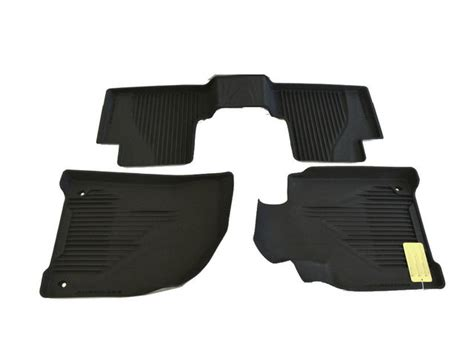weather track mats 2017 2019 jeep all weather mats floor mat black