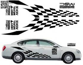 Race Car Decals and Stickers