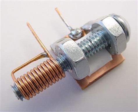 variable tuning capacitor