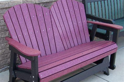 patio prestige outdoor furniture polywood adirondack