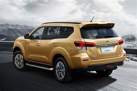 Nissan Terra Photo by 2018 Nissan Terra Pricelist Specs Reviews And Photos