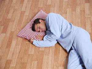 Is sleeping on floor healthy boldskycom for How to sleep on floor